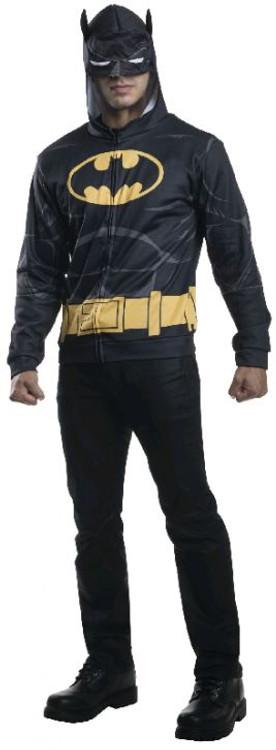 Batman - Hoodie Adult Costume