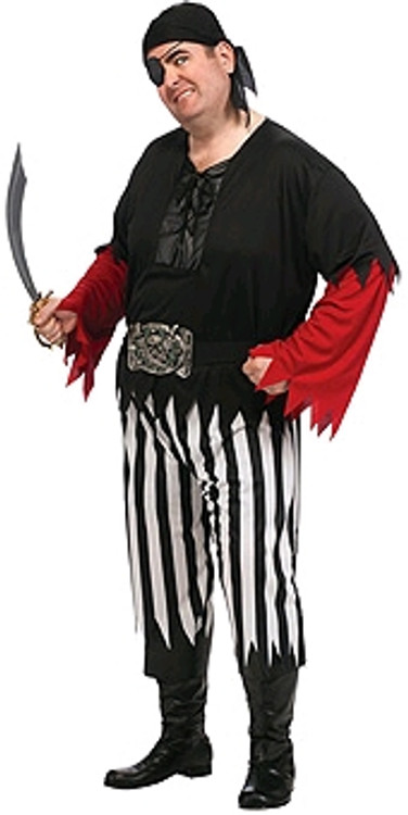 Pirate Guy Mens Costume