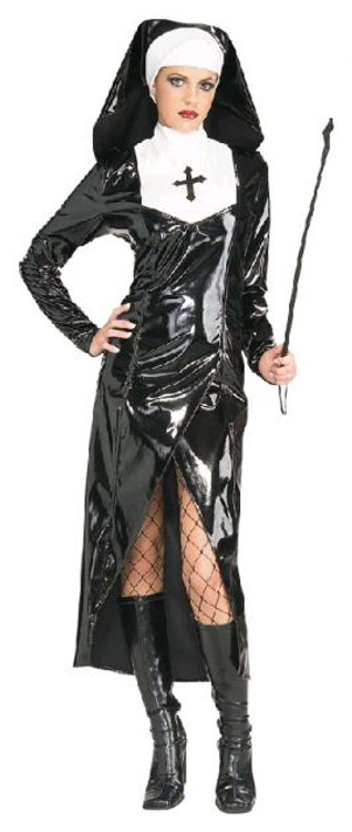 Nun Mother Superior Womens Costumes