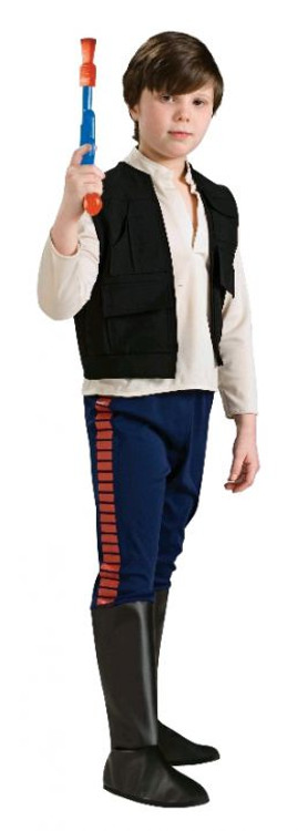 Star Wars - Han Solo Boys Costume