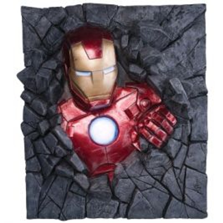 Iron Man Character Wall Breaker