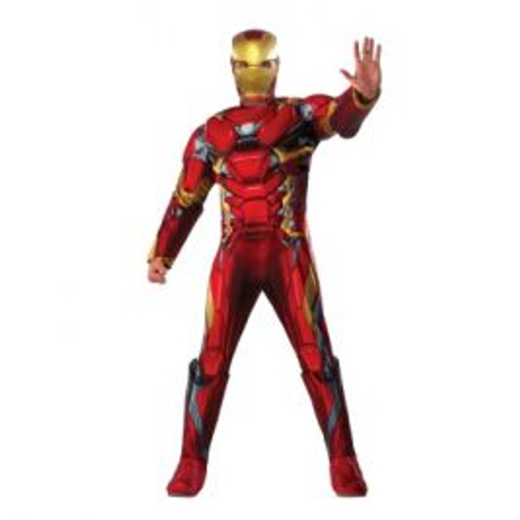 Iron Man Civil War Adult Costume
