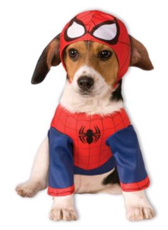 Spider-man Dog Costume