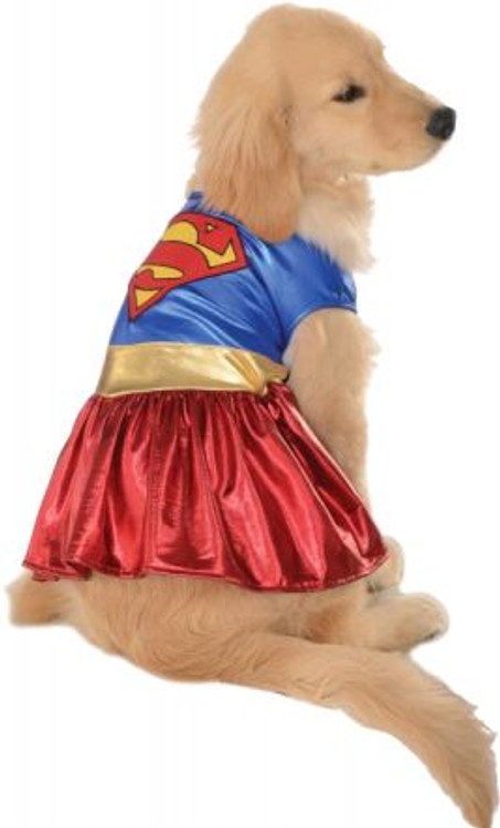 Supergirl Pet Costume