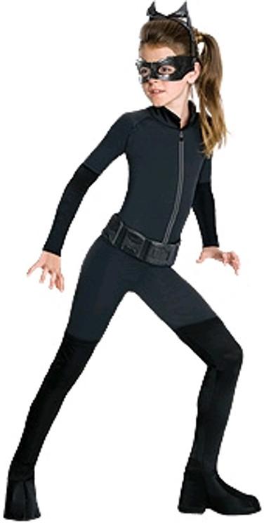 Catwoman Tween Girls Costume