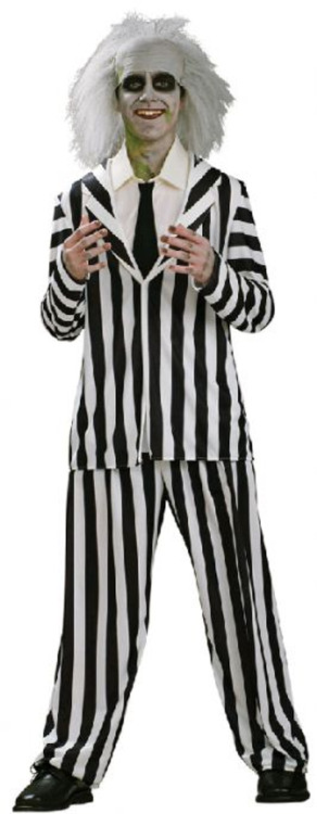 Beetlejuice - Teen Costume