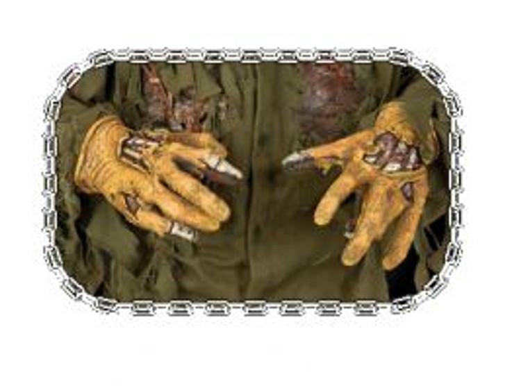 Friday the 13th Jason Latex Hands