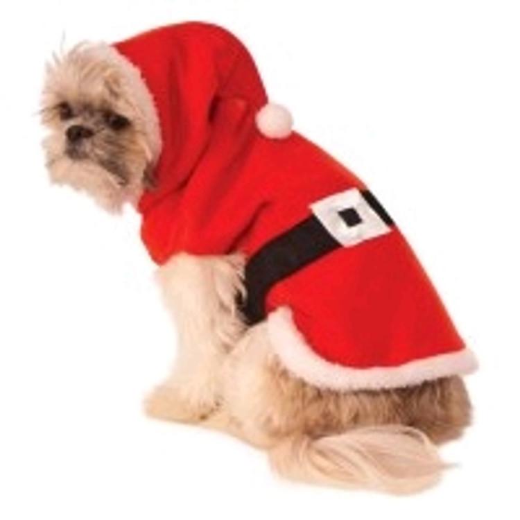 Santa Claus Pet Costume