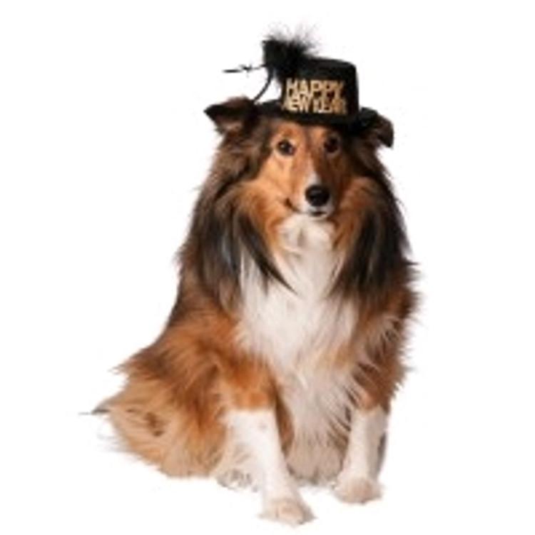 Happy New Year Pet Hat