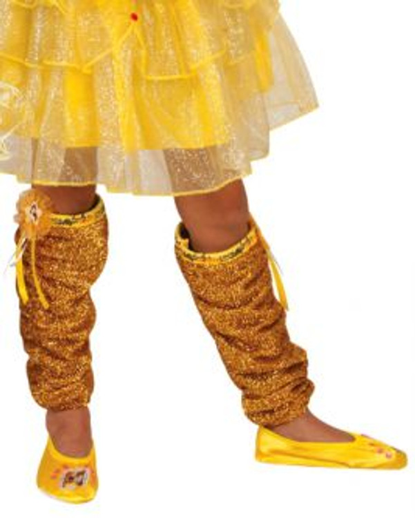 Beauty and the Beast - Belle Girls Leg Warmers