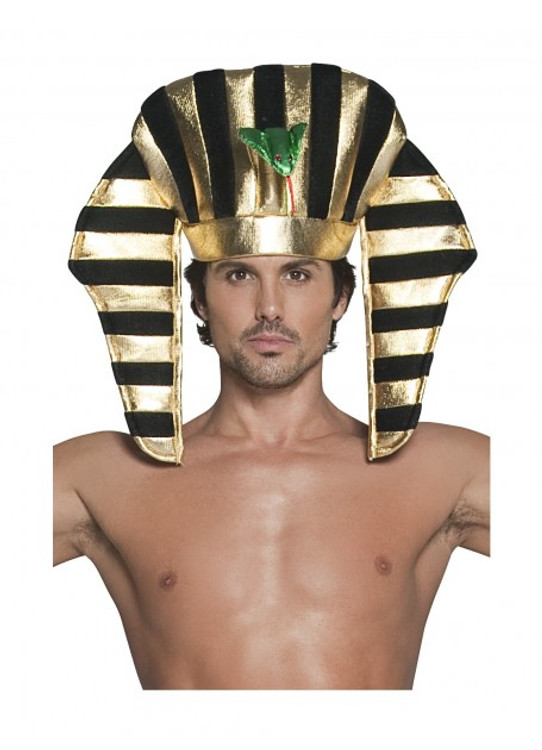 Egyptian Pharaoh Headdress