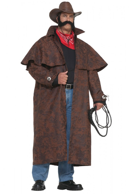 Big Tex Western Jacket Mens Costume