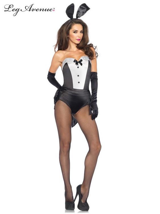 Bunny Tuxedo Teddy Women Costume