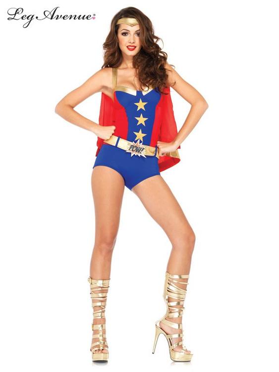 Comic Book Girl Woman's Costume