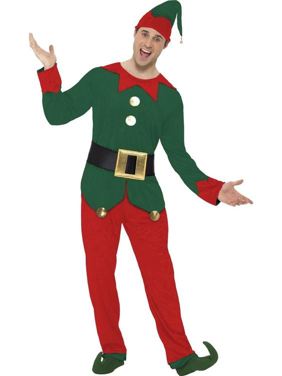 Elf Adult Male Costume