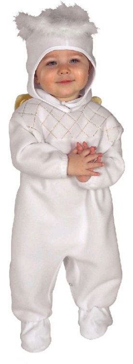 Heavenly Angel Baby Costume