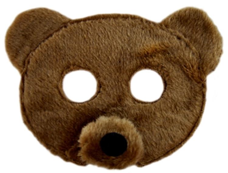 Bear Animal Mask