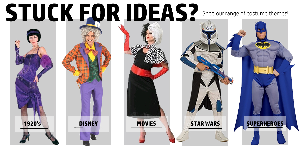 Costumes Australia | Costumes Online Australia | Costume ...