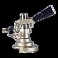 A System - Black Keg Tap Coupler Lever Handle