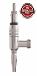 Stout Faucet Tap  -  304 Stainless Steel - DTF535