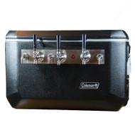 Beer Jockey Box Coil Cooler - 70 Quart Marine Grade - Three 100' Coils - JBA70M-100-3