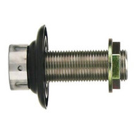 "Beer Faucet Shank Assembly - 3 1/8"" with 1/4"" Bore"