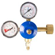 Double Gauge Soda Regulator - CO2 Primary - R1311