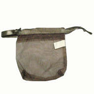 "3"" x 3"" Brown Organza  Pouch"