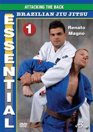 ESSENTIAL BRAZILIAN JIU JITSU Vols. 1–2–3 By Renato Magno
