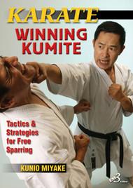 KARATE WINNING KUMITE - By Kunio Miyake
