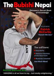 "Vol-4 The Bubishi Nepai ""Okinawa's Secret Book of Knowledge"" Featuring McCarthy Hanshi"