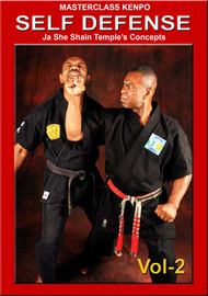 MASTERCLASS KENPO - KENPO SELF DEFENSE Vol-2 by Professor Robert Temple