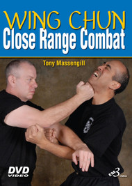 WING CHUN BRIDGING (Close Range Combat) By Master Tony Massengill
