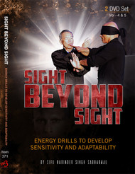 SIGHT BEYOND SIGHT (Wing Chun / JKD) - ENERGY DRILLS   (Vol-4&5) by Sifu Harinder Singh Sabharwal