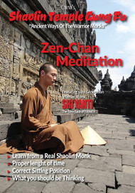 Shaolin Temple GUNG FU Series Vol-5 Shaolin Temple - Zen-Chan Meditation