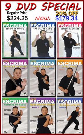 Giron Escrima SPECIAL