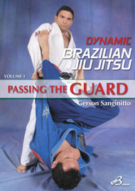 DYNAMIC BJJ - Vol-1 PASSING THE GUARD