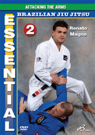 ESSENTIAL BRAZILIAN JIU JITSU VOL. 2 (ATTACKING THE ARMS)