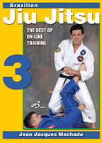 BJJ THE BEST OF ON-LINE TRAINING VOL. 3