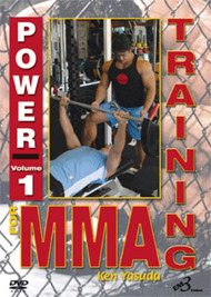 POWER TRAINING for MMA-1  By Ken Yasuda