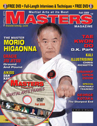 2008 FALL ISSUE MASTERS MAGAZINE & FRAMES VIDEO