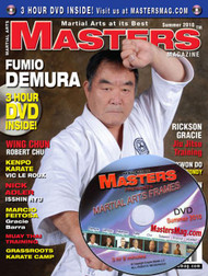 2010 SUMMER ISSUE MASTERS MAGAZINE & FRAMES VIDEO