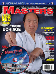 2011 SPRING ISSUE MASTERS MAGAZINE & FRAMES VIDEO