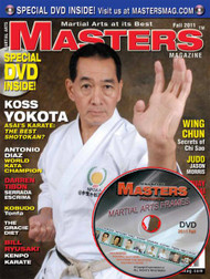 2011 FALL ISSUE MASTERS MAGAZINE & FRAMES VIDEO