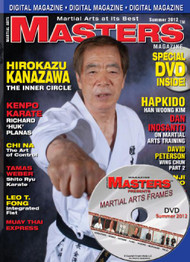 2012 SUMMER ISSUE MASTERS MAGAZINE & FRAMES VIDEO