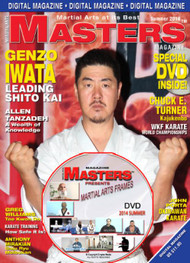 2014 SUMMER ISSUE MASTERS MAGAZINE & FRAMES VIDEO