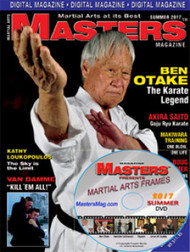 2017 SUMMER ISSUE MASTERS MAGAZINE & FRAMES VIDEO
