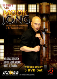 MR. MOOK JONG - WOODEN DUMMY - (VOL-4-5-6)