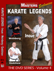 Karate Legends Vol-4 featuring Soke YOSHIMI INOUE