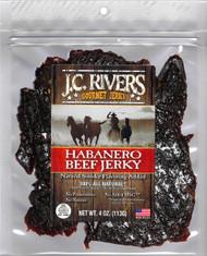 HABANERO BEEF JERKY - 100% All Natural
